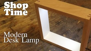 Download Modern Picture Frame Desk Lamp Video