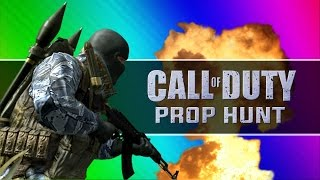 Download Call of Duty 4: Prop Hunt Funny Moments - Death Scream, Ta-Dah, Shopping Carts! (CoD4 Mod) Video