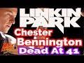 Download Linkin Park Singer Chester Bennington Dead at 41 Video