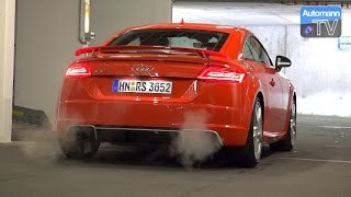 Download 2017 Audi TT RS (400hp) - pure SOUND (60FPS) Video