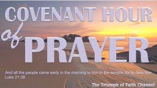 Download Covenant Hour of Prayer, October 23, 2017 Video