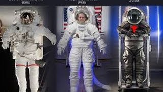 Download Nasa secrets revealed 2015 - NASA Spacesuit Development 2015 Video