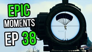 Download PUBG: Epic & Lucky Moments Ep. 38 Video