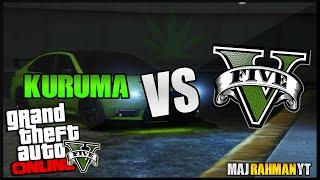 Download GTA 5 ONLINE Trolling: Armoured Kuruma Vs GTA! Video