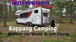 Download Rundreise Skandinavien: KOPPANG CAMPING (vlog #27) Video