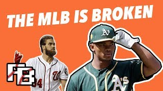 Download HOW CAN WE FIX THE MLB? Featuring Foolish Baseball Video