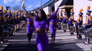 Download Miles College Marching Band - Marching In - 2016 Video