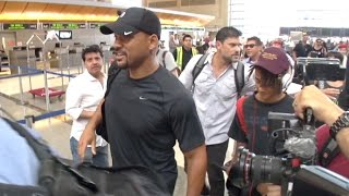 Download Will Smith Leaves L.A. With Jaden Amid Reports He Paid $2M To Keep Alleged Gay Lover Quiet Video