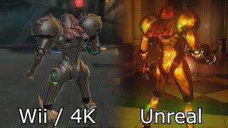 Download Metroid Prime 4K HD - Nintendo Switch / Next Gen vs Wii Graphics Comparison Video