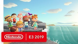 Download Animal Crossing: New Horizons - Nintendo Switch Trailer - Nintendo E3 2019 Video