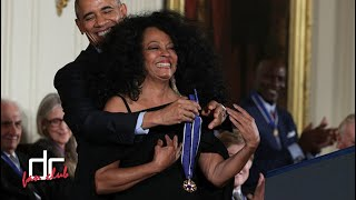 Download Diana Ross accepted the Presidential Medal of Freedom 2016 Video