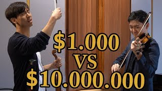 Download $1000 vs $10,000,000 Violin Video