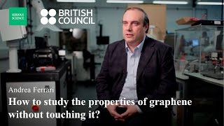 Download Spectroscopy in Graphene - Andrea Ferrari Video