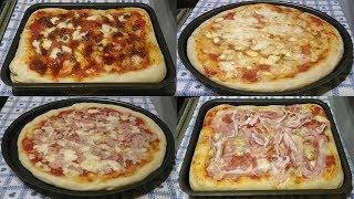 Download Come fare la pizza in casa, leggera altissima digeribilità - Recipe Italian pizza - LericettediGian Video