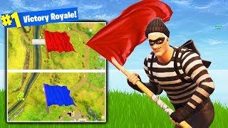 Download *NEW* CAPTURE THE FLAG Custom Gamemode in Fortnite Video