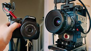 Download Filmmaking Gear: $500 vs $50,000 Video