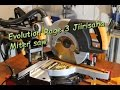 Download Evolution power tools rage 3 Jiirisaha joka leikkaa kaikkea / miter saw that cuts it all. Video