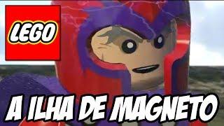 Download Lego Marvel Super Heroes - A Ilha de MAGNETO Video