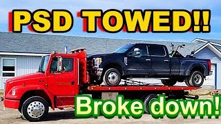 Download My NEW 2017 FORD F-350 POWERSTROKE Left me STRANDED. What HAPPENED?!? Video