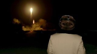 Download South Korea: North Korea has fired unidentified projectile Video