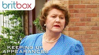 Download Patricia Routledge's First-Ever Scene as Hyacinth Bucket   Keeping Up Appearances Video