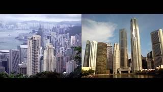 Download Comparing Hong Kong and Singapore Video