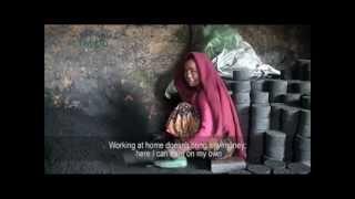 Download Bio-briquette as an alternative source... Video