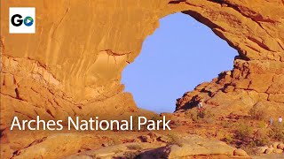 Download Freaks of Arches National Park - Best Parks Ever - 4346 Video