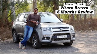 Download Maruti Suzuki Vitara Brezza 6 Months Review: Why It's The Segment Best-Seller! Video