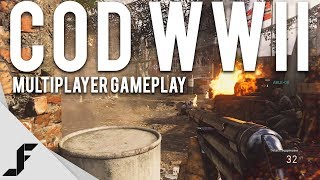 Download CALL OF DUTY WW2 MULTIPLAYER GAMEPLAY Video