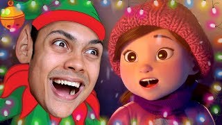 Download REACTING TO CHRISTMAS ANIMATIONS (CHRISTMAS 2017) Video