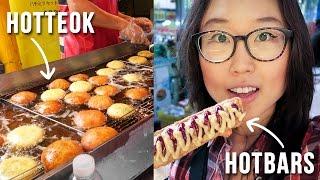 Download KOREAN STREET FOOD at Namdaemun Market ft. Hotteok Video
