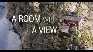 Download A room with a view - Rifugio Boccalatte - Mont Blanc Video