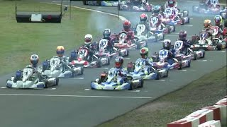 Download Super 1 British Karting Championships 2015: Rd 1 Rowrah Snr Max Video
