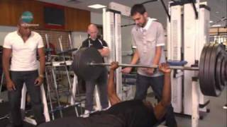 Download Dynamo Magician Impossible Lifting 150kg with Doom Good Quality Video