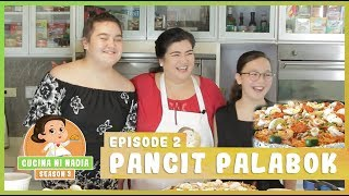 Download Cucina Ni Nadia 3: Pancit Palabok | Episode 2 Video