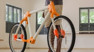 Download 3D Printed Cycle Video