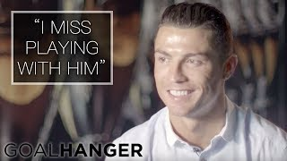 Download Cristiano Ronaldo on Wayne Rooney FULL INTERVIEW | Wayne Rooney: The Man Behind the Goals Video