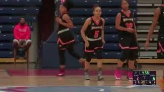 Download Brookdale Women's Basketball vs Northamton - 12/3/16 Video