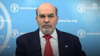 Download FAO Director-General's message for the BAPA +40 Conference Video
