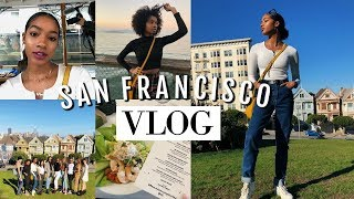 Download Get Ready with Me in San Fran! VLOG | Sephora HQ, touring & more Video