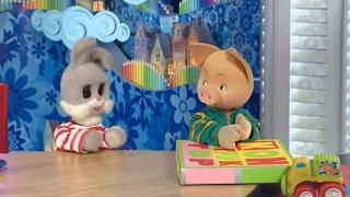 Download СПОКОЙНОЙ НОЧИ, МАЛЫШИ! - А что я нашел! 🐷 Познавательные мультфильмы для детей Video