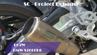S1000RR 2017 SC-PROJECT S1サイレンサー Free Download Video