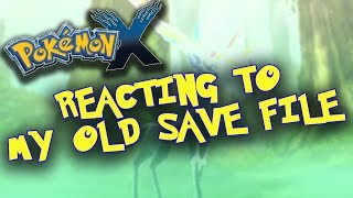 Download Reacting To My Old Pokemon X Game! Video
