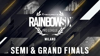 Download Rainbow Six Pro League Season 9 Finals - Milan | Day 2 Video