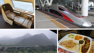 Download Hong Kong to Beijing by high-speed train from US$157 Video