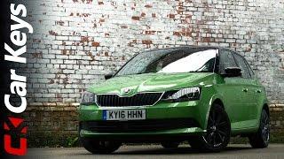 Download Skoda Fabia Colour Edition 4K 2016 review - Car Keys Video