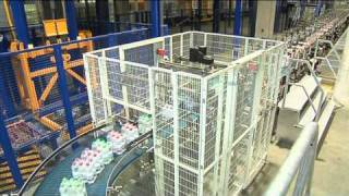 Download Krones automatic repacking line Video