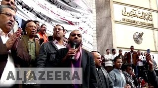 Download Egypt's Press Syndicate under fire - The Listening Post (Lead) Video