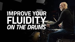 Download One Simple Exercise To Improve Your Fluidity On The Drums - Drum Lesson (Drumeo) Video